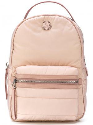 Рюкзак Killa Moncler. Цвет: розовый и фиолетовый