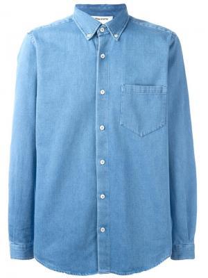 Рубашка Clarence Harmony Paris. Цвет: синий