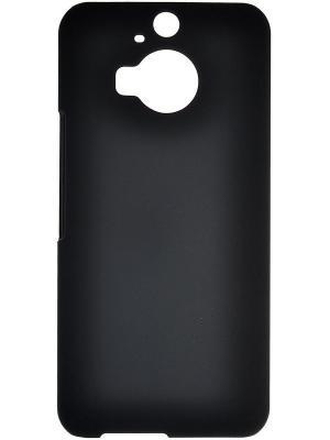 Клип-кейс HTC ONE M9+ skinBOX. Цвет: черный