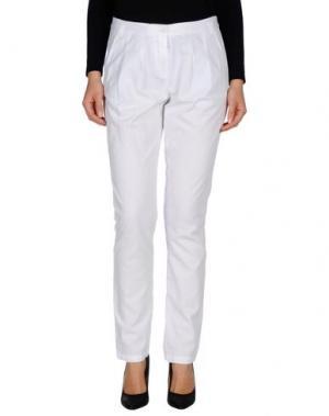 Повседневные брюки ONLY 4 STYLISH GIRLS by PATRIZIA PEPE. Цвет: белый
