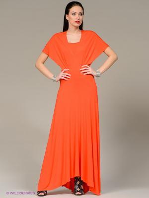 Платье Isabel de Pedro. Цвет: оранжевый