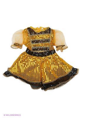 Карнавальный костюм Пчелка Батик. Цвет: прозрачный