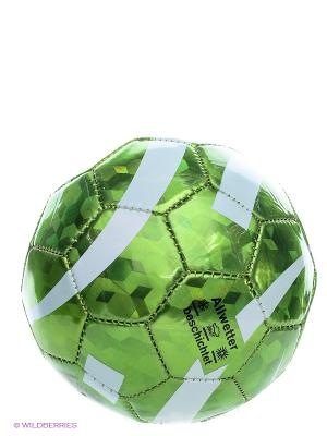 Мяч для мини-футбола Алмаз John. Цвет: зеленый