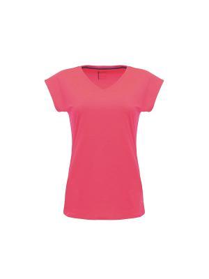 Футболка Recover T-Shirt DARE 2B. Цвет: розовый