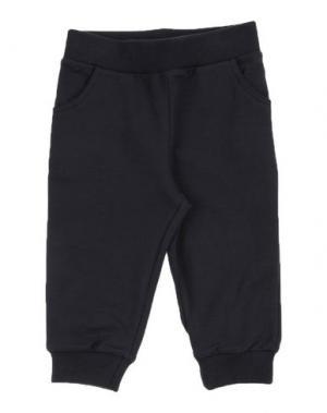 Повседневные брюки LE PETIT COCO. Цвет: темно-синий