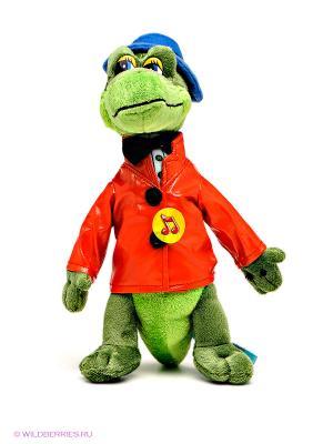 Мягкая игрушка Крокодил Гена Мульти-пульти. Цвет: зеленый