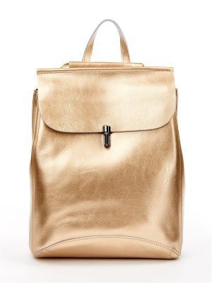 Рюкзак Best&Best. Цвет: золотистый, бронзовый