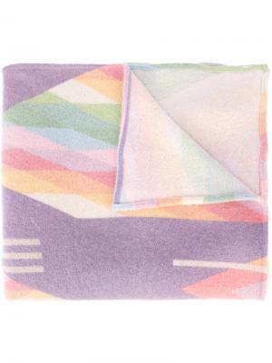 Платок с принтом The Elder Statesman. Цвет: многоцветный