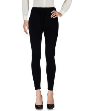 Повседневные брюки MA'RY'YA. Цвет: черный