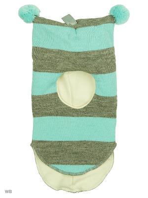 Шлем Kivat. Цвет: серо-голубой, серый