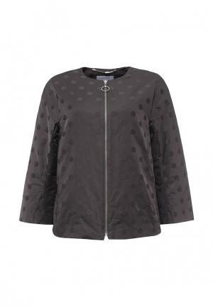 Куртка утепленная Escada Sport. Цвет: серый