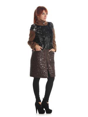 Пальто Artwizard. Цвет: черный, коричневый, горчичный