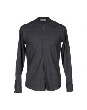 Pубашка AGLINI. Цвет: стальной серый