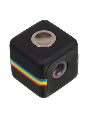 Экшн-камера Polaroid Cube 1xCMOS 5Mpix черный. Цвет: черный
