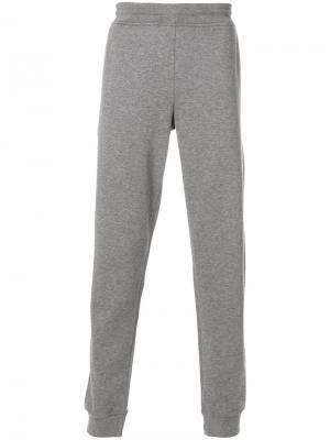 Tapered sweatpants Paul & Shark. Цвет: серый