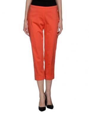 Повседневные брюки TER DE CARACTÈRE. Цвет: ржаво-коричневый