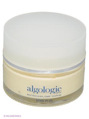 Крем Тройное  для лица Algologie. Цвет: белый