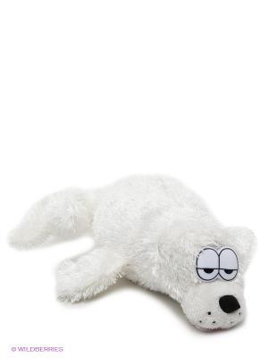 Смеющийся тюлень CHERICOLE. Цвет: белый