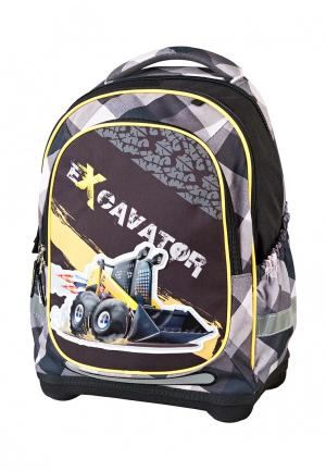 Рюкзак Target. Цвет: серый