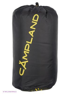Спальник одеяло Tender 150 Campland. Цвет: синий, серый