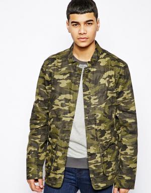 Куртка Bucks and Co Gunpowder &. Цвет: зеленый