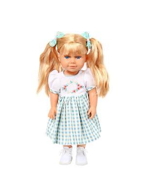 Кукла Таня 37см. Lisa Jane. Цвет: голубой, белый, розовый
