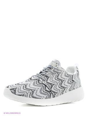 Кроссовки UN1TA. Цвет: серый, белый, черный