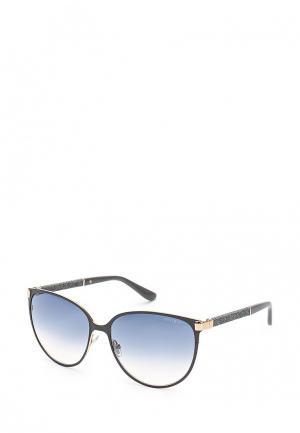 Очки солнцезащитные Jimmy Choo. Цвет: серый