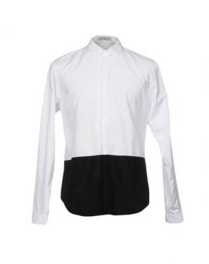 Pубашка SANDRO. Цвет: белый