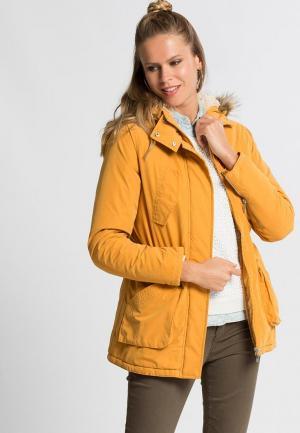 Куртка LC Waikiki. Цвет: оранжевый