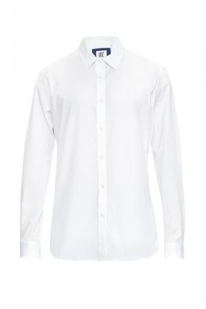 Рубашка из хлопка 170447 Cr7 Cristiano Ronaldo. Цвет: белый