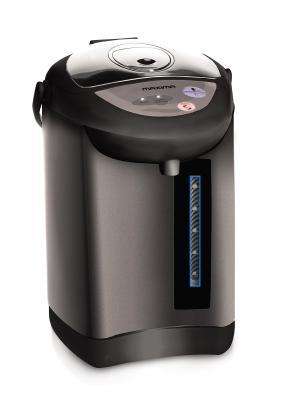 Термопот MAXIMA МТР-М803 (Черный). Цвет: черный, серебристый