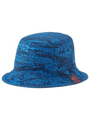 Панама Cl Fo Bucket Hat Reebok. Цвет: темно-синий