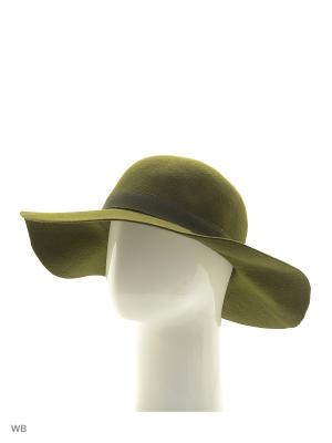 Шляпа жен. Marini Silvano.. Цвет: оливковый