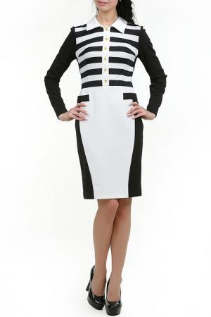 Платье Дидиан LESYA. Цвет: черный