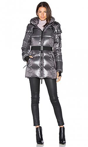 Куртка new soho SAM.. Цвет: уголь