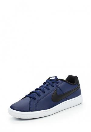 Кеды Nike. Цвет: синий