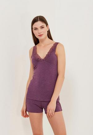 Пижама Relax Mode. Цвет: фиолетовый