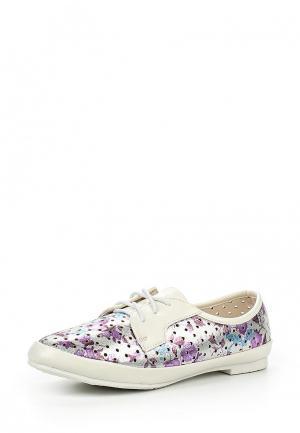 Ботинки Shi Tino. Цвет: мультиколор