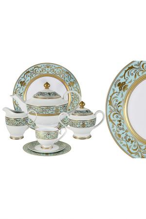 Чайный сервиз Шантильи Midori. Цвет: мультицвет