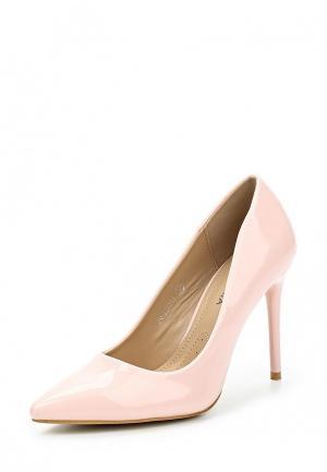 Туфли Guapissima. Цвет: розовый