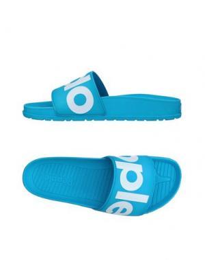 Домашние туфли PEOPLE FOOTWEAR. Цвет: лазурный