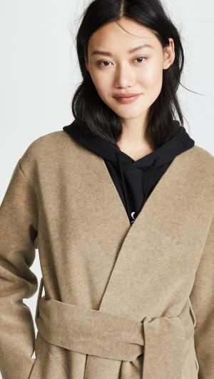 Duster Wrap Coat LIVE THE PROCESS