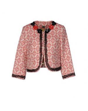 Пиджак TENAX. Цвет: красный