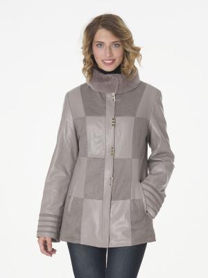 Куртка OSTRICH. Цвет: бежевый