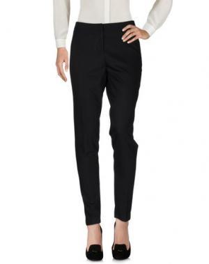 Повседневные брюки LUNATIC. Цвет: черный