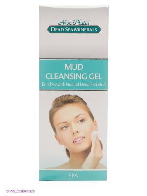 Очищающий гель для лица Mon Platin DSM. Цвет: зеленый