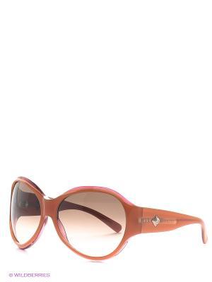 Солнцезащитные очки IS 11-111 37P Enni Marco. Цвет: коричневый, оранжевый