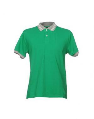 Поло ARMATA DI MARE. Цвет: зеленый