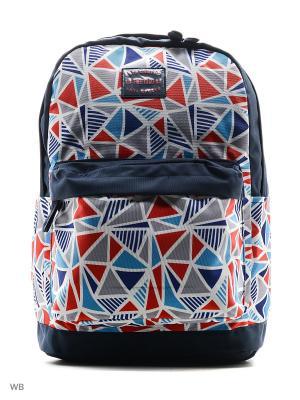 Рюкзак ANTA. Цвет: синий, голубой, светло-оранжевый